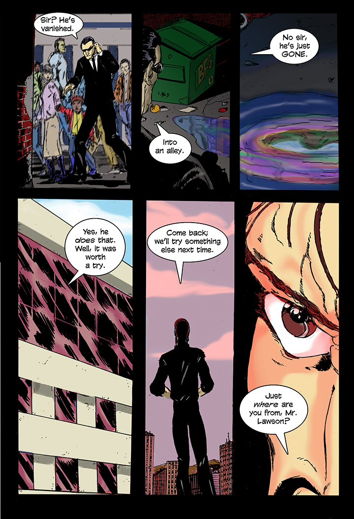 Thunder #4 Page 10