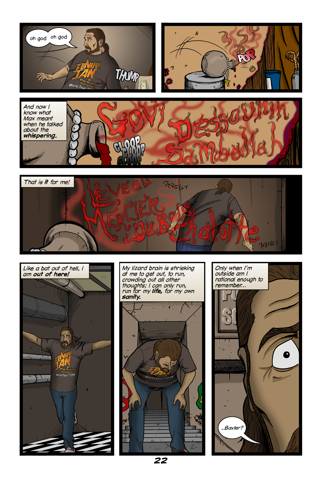 Gloaming #2 Page 22