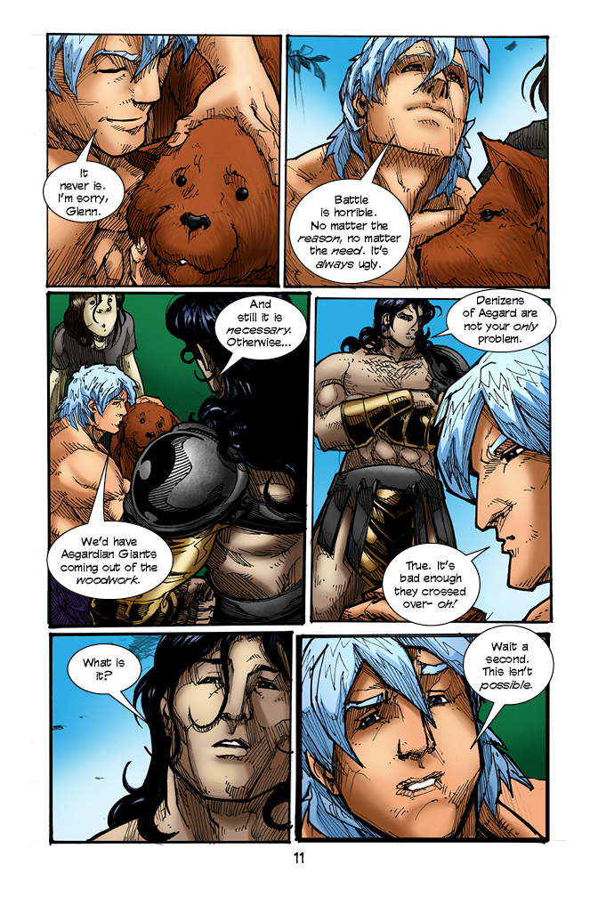 Thunder #5 Page 11