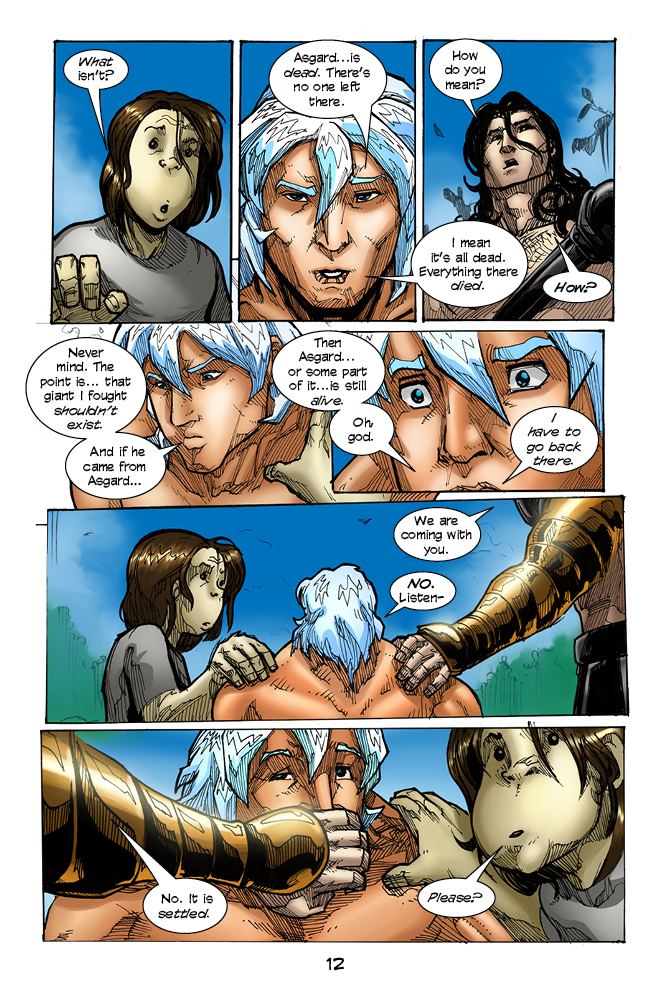 Thunder #5 Page 12