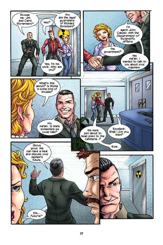 Spectrum #1 Page 11