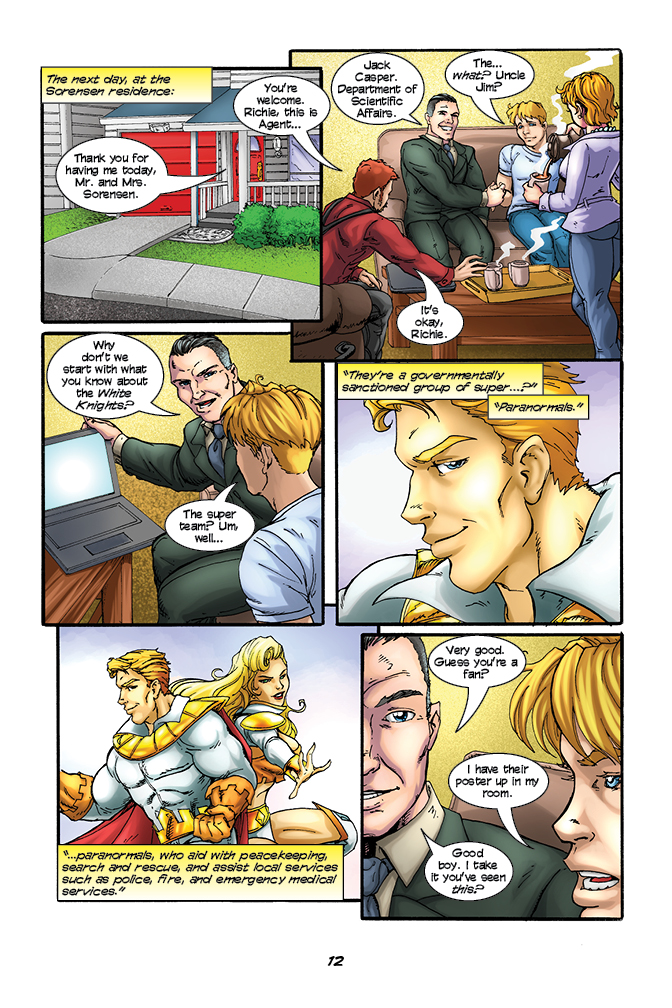 Spectrum #1 Page 12
