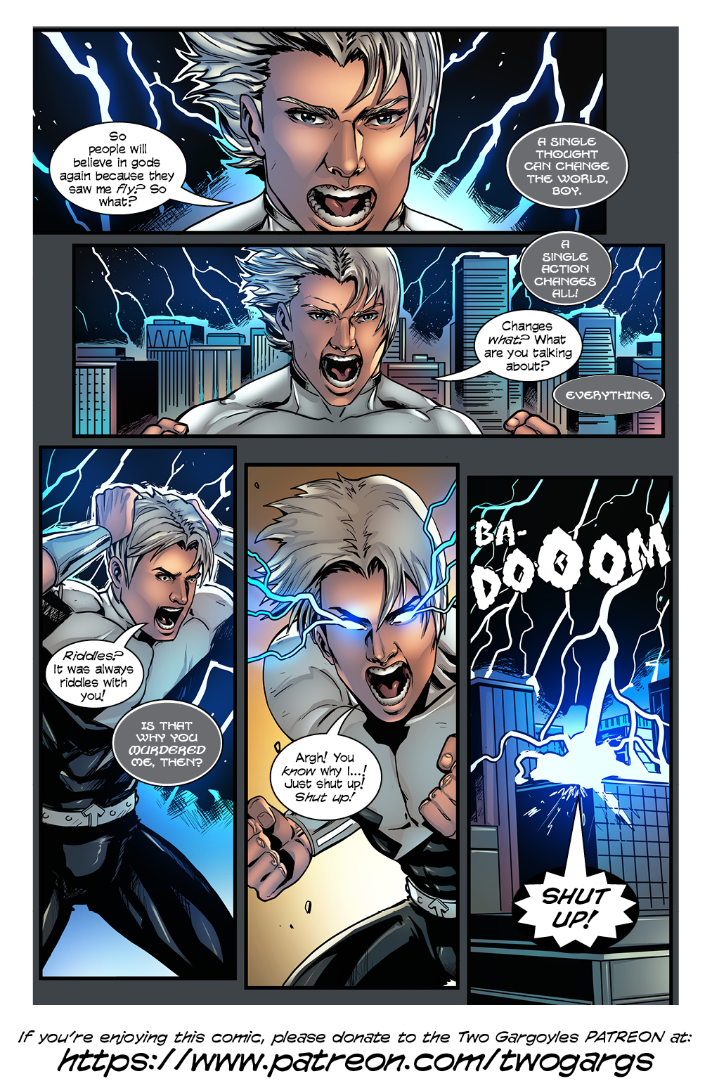 Thunder #1 2nd Edition – Page 24