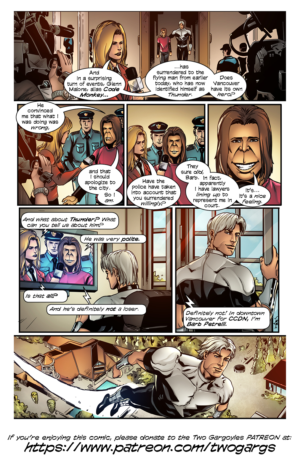 Thunder #1 2nd Edition – Page 19
