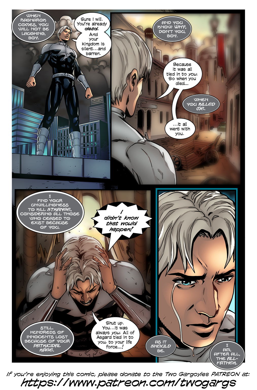 Thunder #1 2nd Edition – Page 21