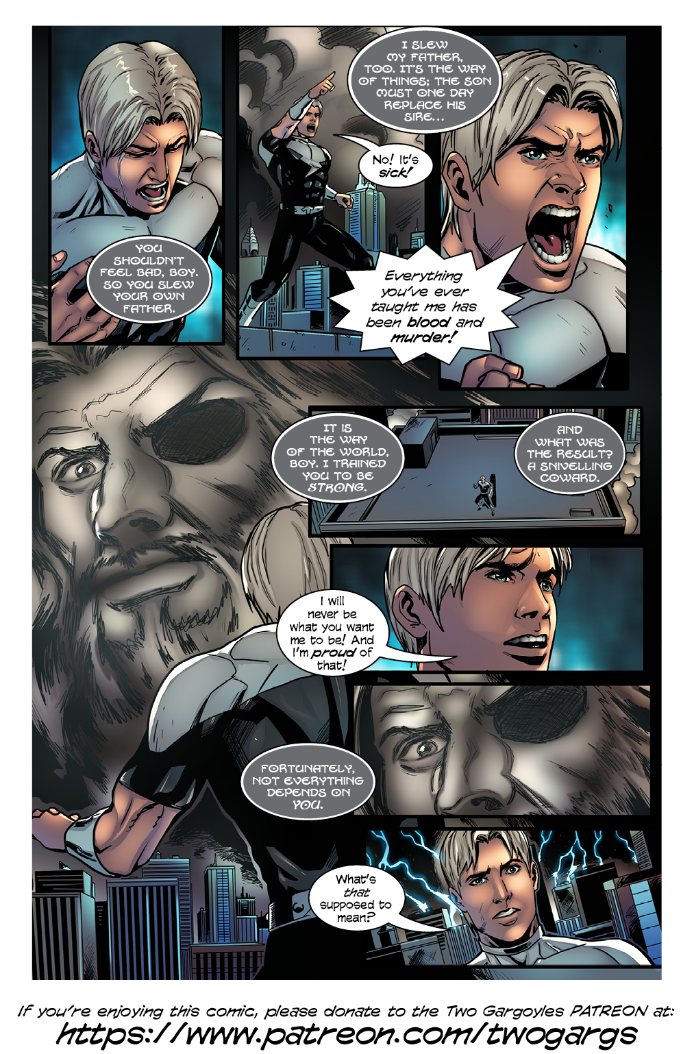 Thunder #1 2nd Edition – Page 22