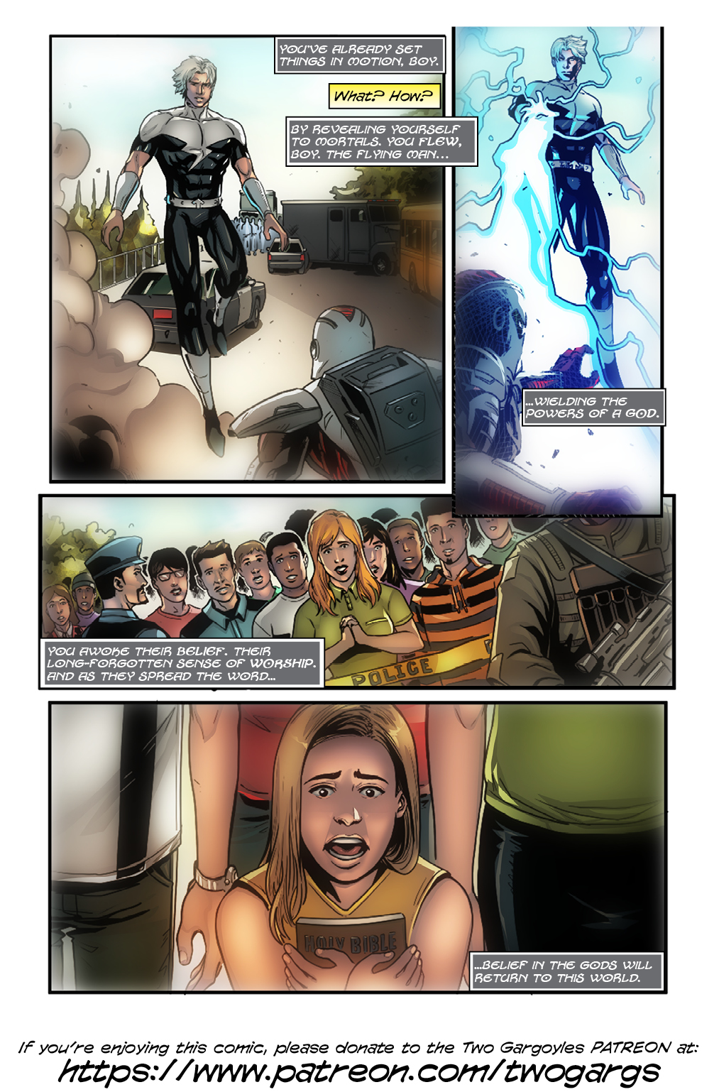 Thunder #1 2nd Edition – Page 23